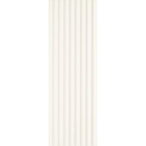 Paradyz Ceramika Daikiri Crema Pasy STR 25x75 csempe