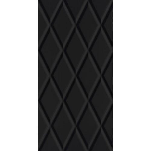 Paradyz Ceramika Moonlight Nero STR B 29,5x59,5 csempe