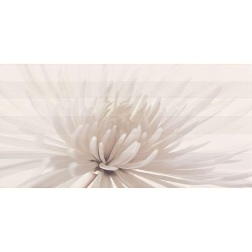 Opoczno Avangarde Flower Centro 29,7x60 dekor csempe