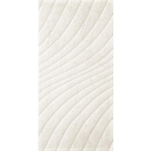 Paradyz Ceramika Emilly Bianco STR 30x60 csempe