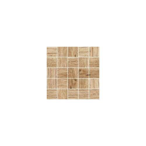 Ceramika Konskie Oregon Wood Mosaic 25x25 mozaik