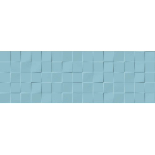 Keramika Kanjiza Joy Mosaic 3D Light Blue 20x60 csempe