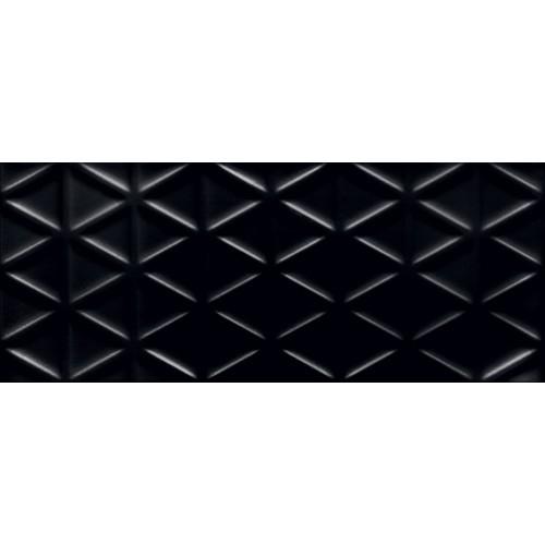 Ceramika Arte Senza Geo Black Str 29,8x74,8 csempe