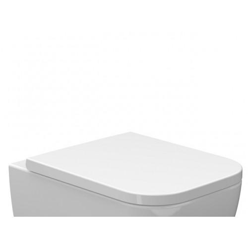 Arezzo Ohio Slim Soft Close lecsapódásmentes WC tető