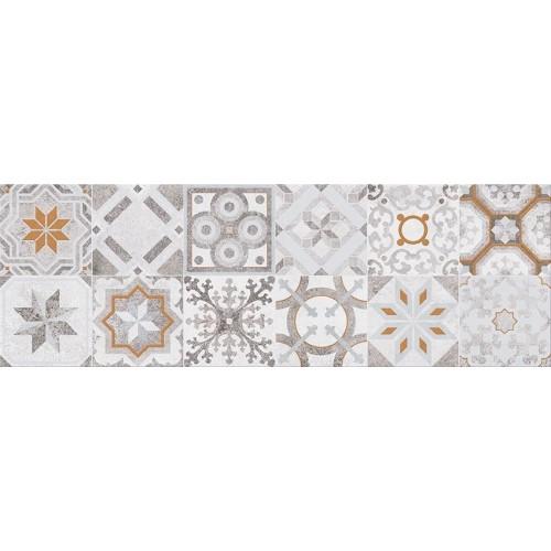 Cersanit Concrete Style Patchwork Inserto 20x60 dekor