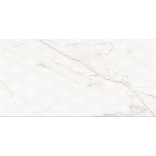 Cersanit PS804 White Glossy Diamond STR 29,8x59,8 csempe
