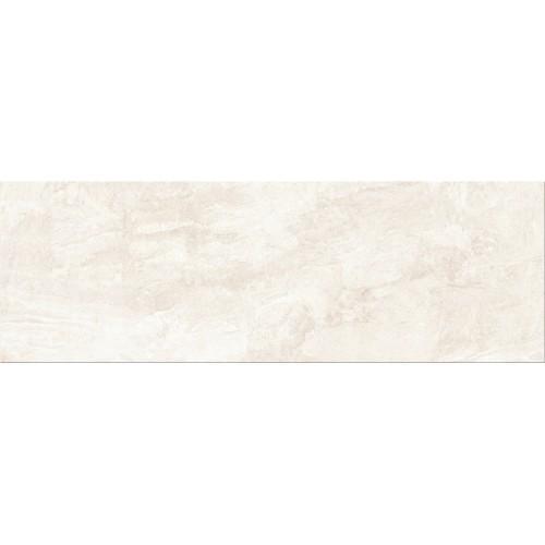 Cersanit Stone Flowers Beige 25x75 csempe