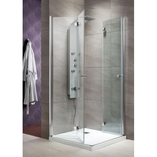 Radaway Eos KDD-B szögletes aszimmetrikus zuhanykabin