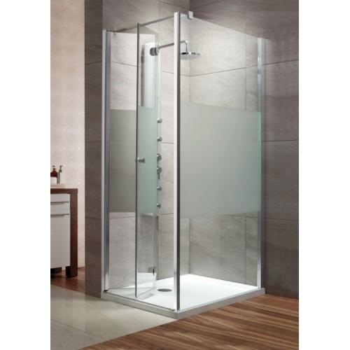 Radaway Eos KDJ-B szögletes aszimmetrikus zuhanykabin