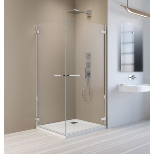 Radaway Arta KDD I szögletes aszimmetrikus zuhanykabin