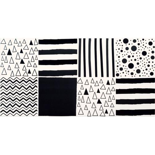 Domino D-Tibi Geo 2 30,8x60,8 dekor