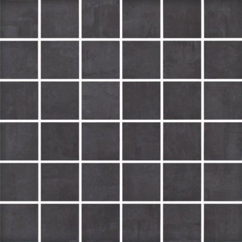 Opoczno Fargo Black Mosaic 29,7x29,7 mozaik