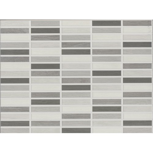 Idea Ceramica Kayu Muretto Grey 25x33,3 fali csempe