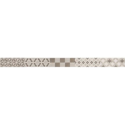 Idea Ceramica Pura Deco Sabbia 4,5x60 dekor csík