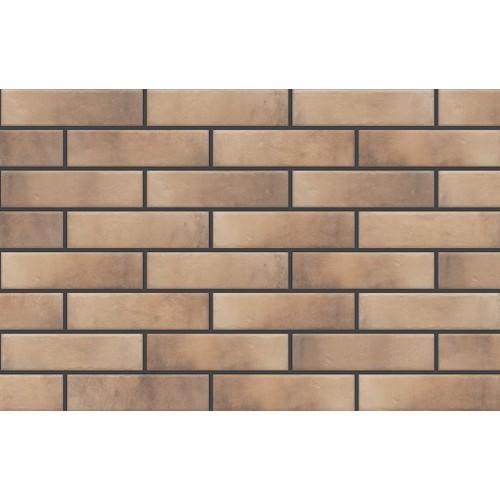 Cerrad Retro Brick Masala 6,5x24,5 fali burkolat (klinker)