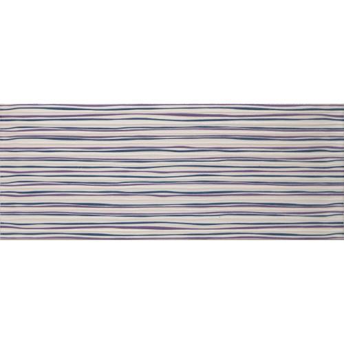 Cifre Ceramica Decor Astra Blue 20x50 dekor csempe