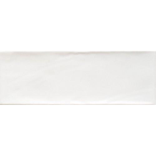 Cifre Ceramica Bulevar White 10x30 fali csempe