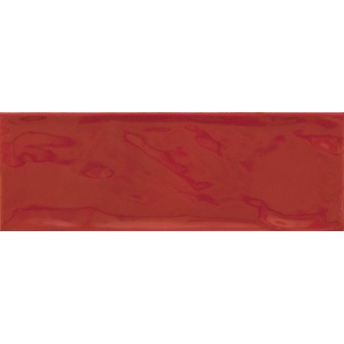 Cifre Ceramica Royal Rojo 10x30 fali csempe